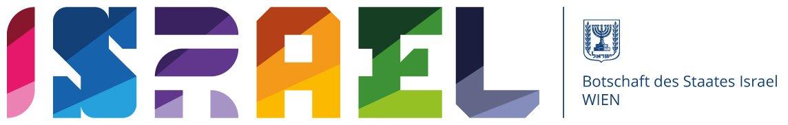 Logo Israelische Botschaft