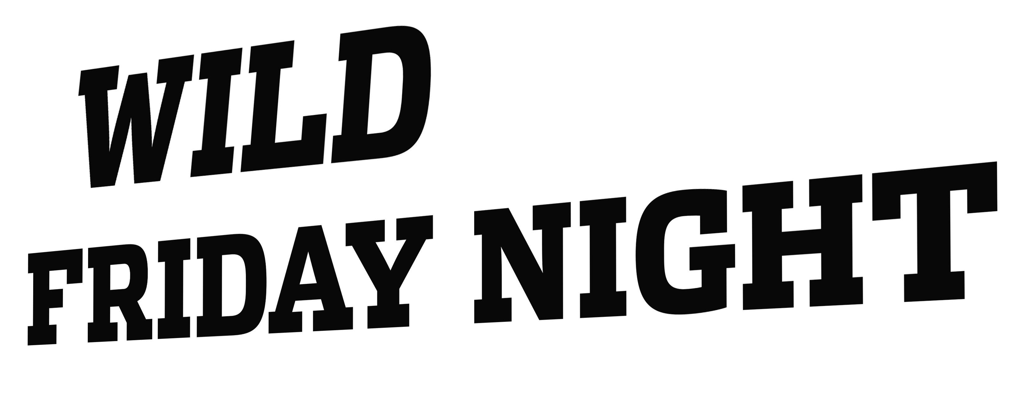 Stempel Wild Friday Night