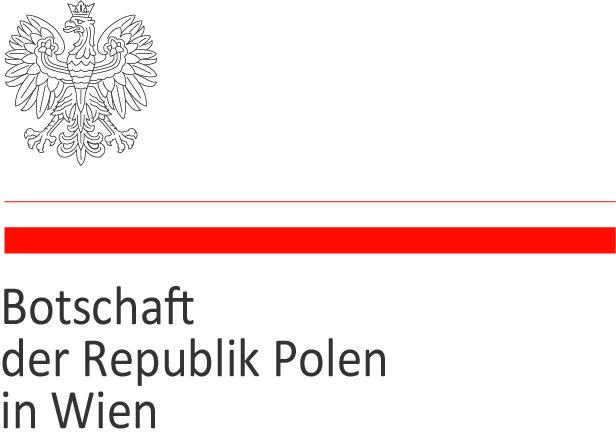 Logo Polnische Botschaft