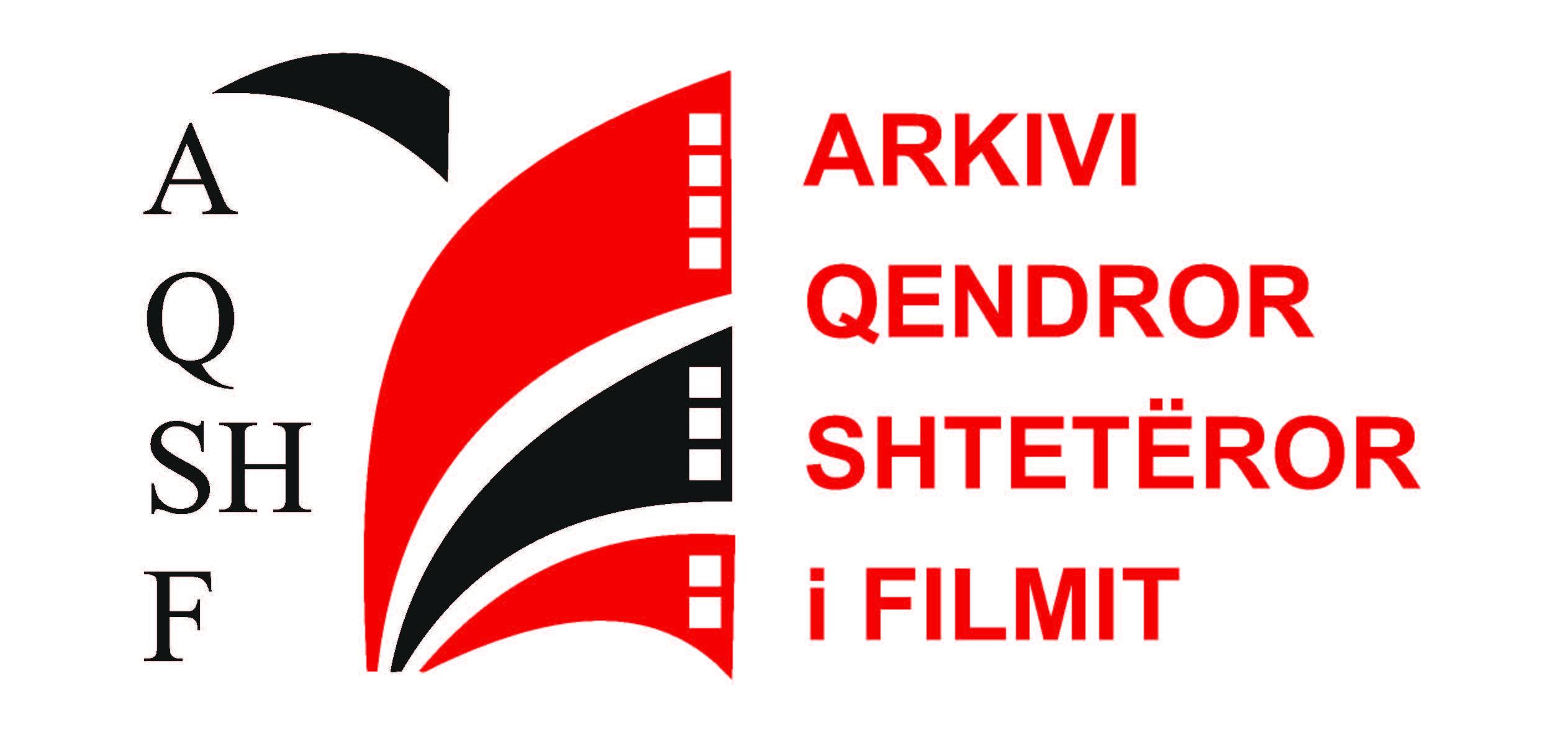 Logo Albanisches Filmarchiv