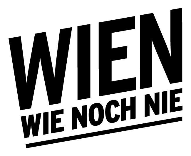 Logo Wien wie noch nie