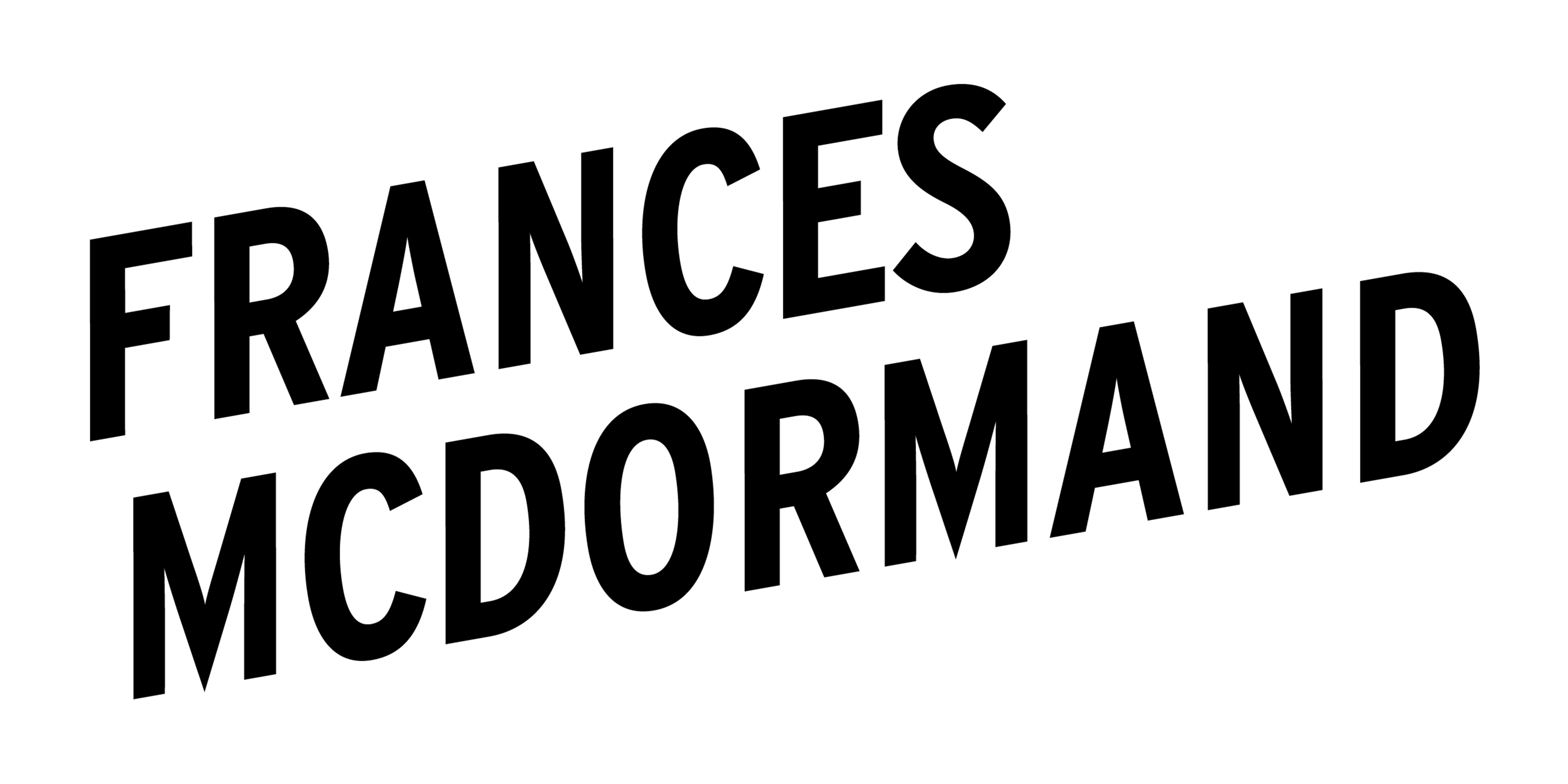 Sticker Frances McDormand