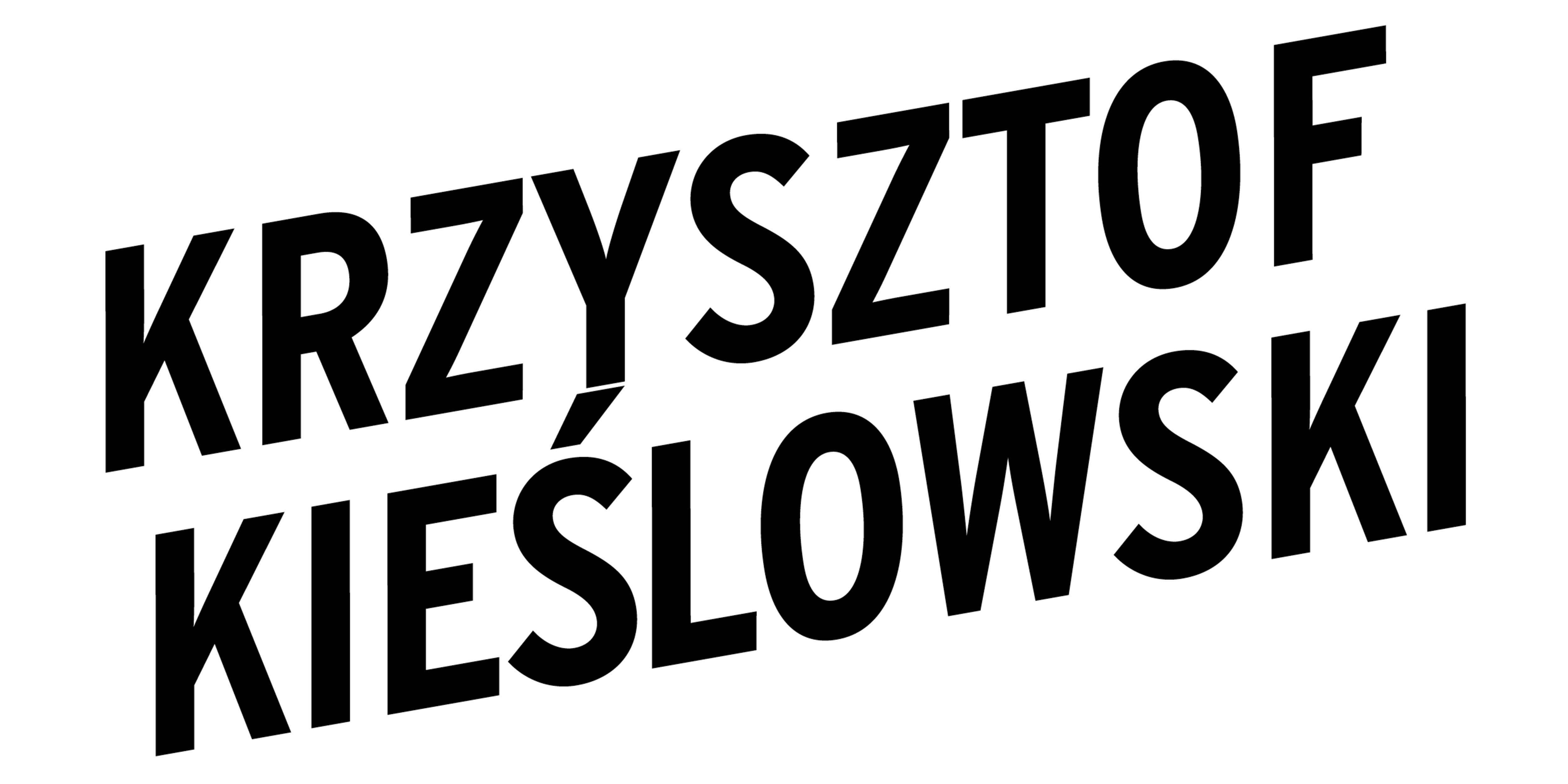 Sticker Krzysztof Kieslowski