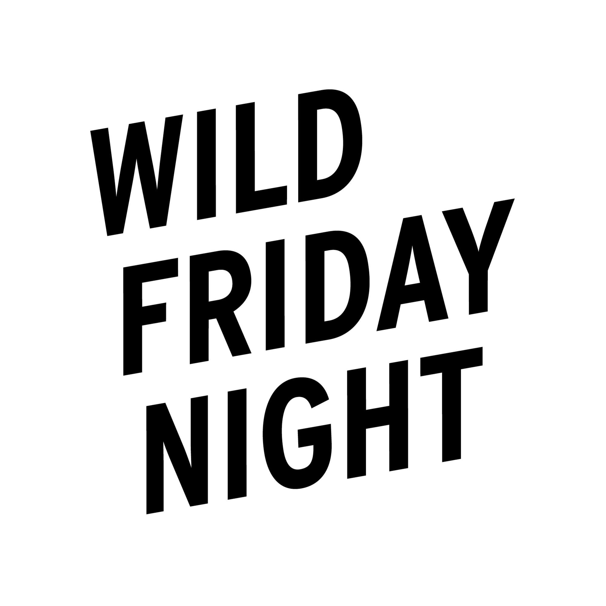 Sticker Wild Friday Night